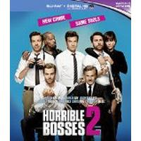 Horrible Bosses 2 [Extended Cut] [Blu-ray] [2015]